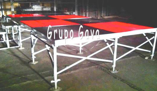 Escenarios Grupo Gava